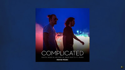 Dimitri Vegas & Like Mike vs David Guetta ft. Kiiara - Complicated (R3HAB #Remix)