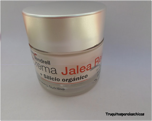 crema con jalea real