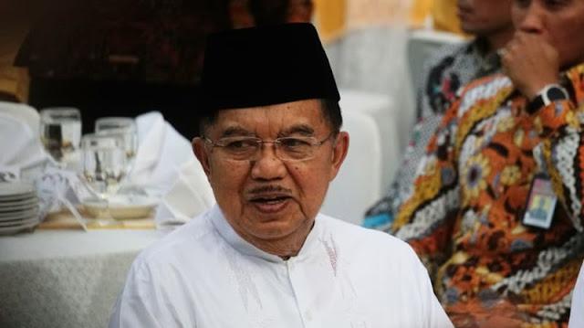 JK: Pertemuan Amien-Prabowo-HRS di Makkah Pembicaraan Politik Tingkat Tinggi