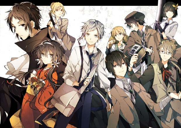 Bungou Stray Dogs Episode 1-END Subtitle Indonesia