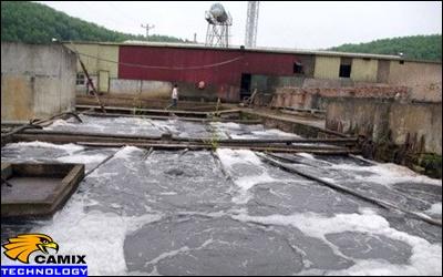 Nâng cấp đạt quy chuẩn hệ thống xử lý nước thải - Nhà máy xả thải, dân lao đao