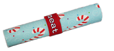 gift wrap roll fastener, to keep it from unrolling