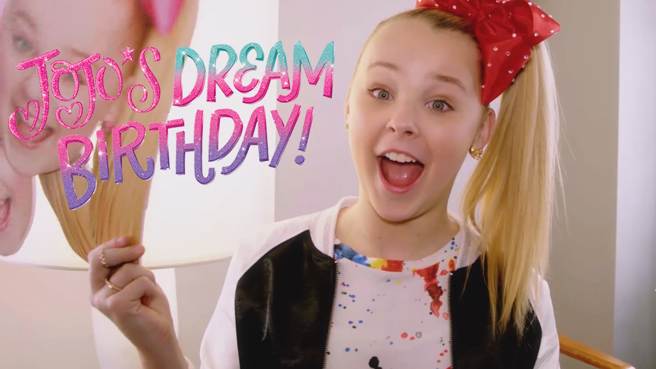 810a3805dc What did you think of JoJo Siwa's brand-new Nickelodeon special, JoJo's  Dream Birthday? Vote in the poll and sound off in the comments below!