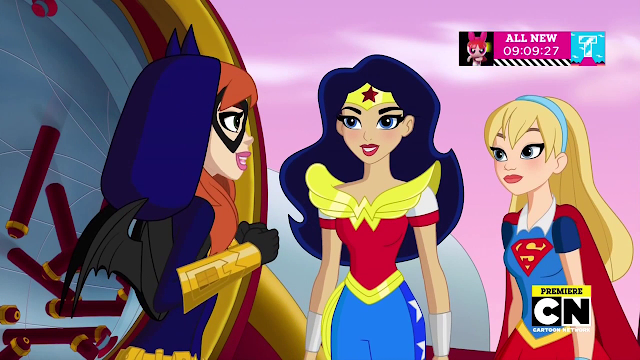 DC Super Hero Girls: Super Hero High HINDI Full Movie [HD]