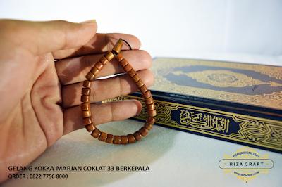 Gelang Kayu Kaukah Mekkah