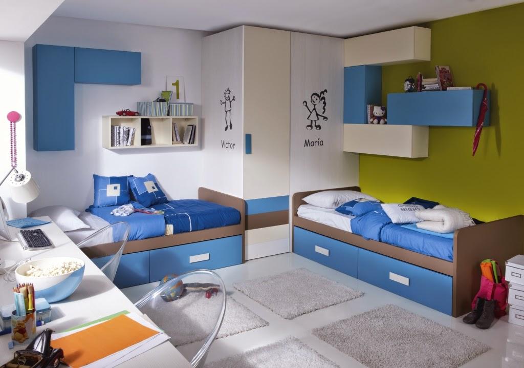 Cama mesa abatible camas autoportantes fotos tipos de - Dormitorio de ninos ...