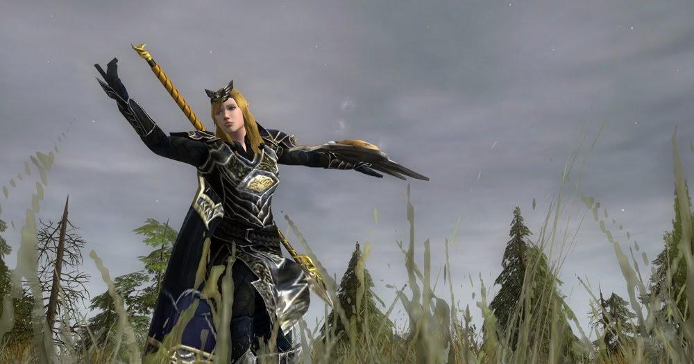 Ravalation: Fashion Friday: High Elf Warden