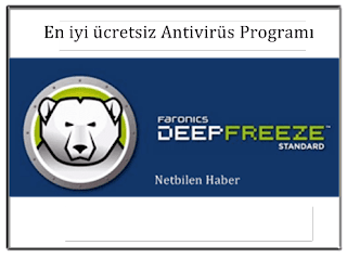 virüs programlari deep freeze