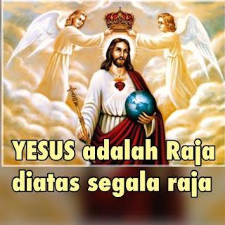 Hasil gambar untuk yesus raja-image