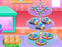 العاب طبخ الكيك والحلويات