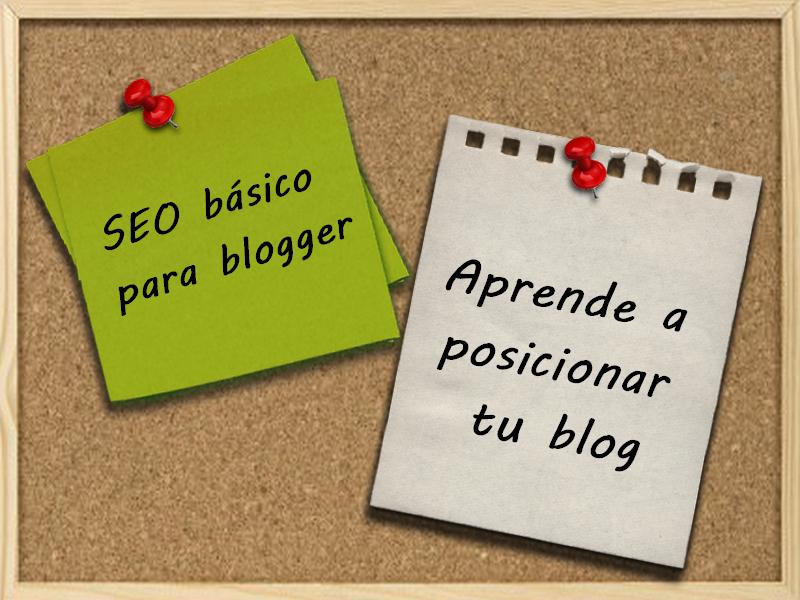 SEO básico para blogger