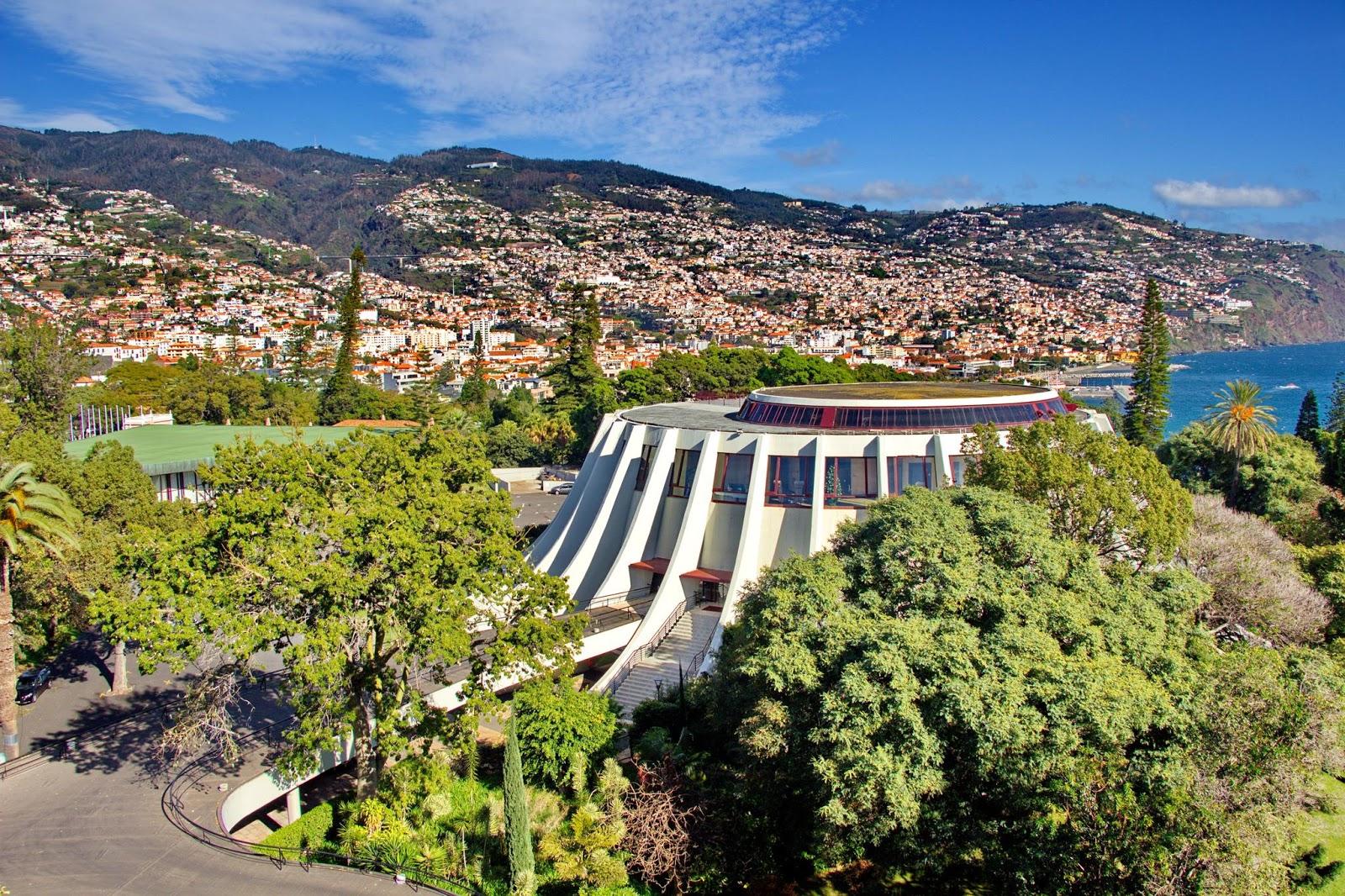 o Casino da Madeira