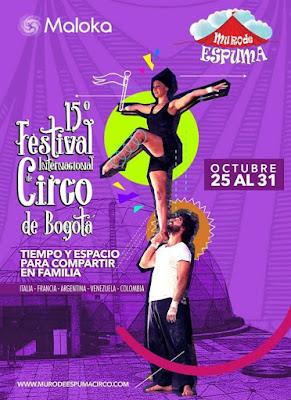 Festival Internacional de Circo de Bogotá 2017 2