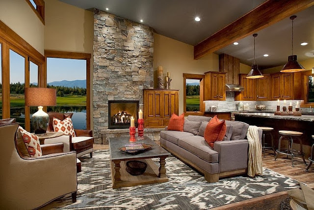 Best  Romantic Living Rooms
