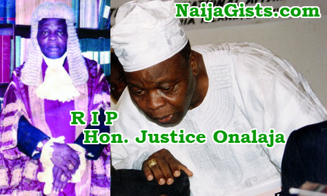 justice onalaja is dead