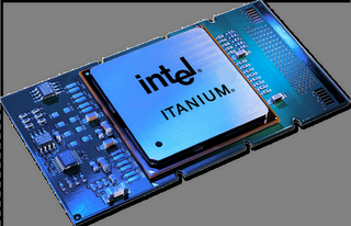 Processor Intel Itanium