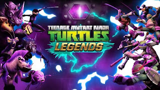 Ninja Turtles Legends v 1.6.16 Mod Apk (Mod Money) Terbaru