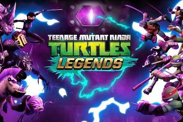 Ninja Turtles Legends v 1.8.21 Mod Apk (Mod Money) Terbaru