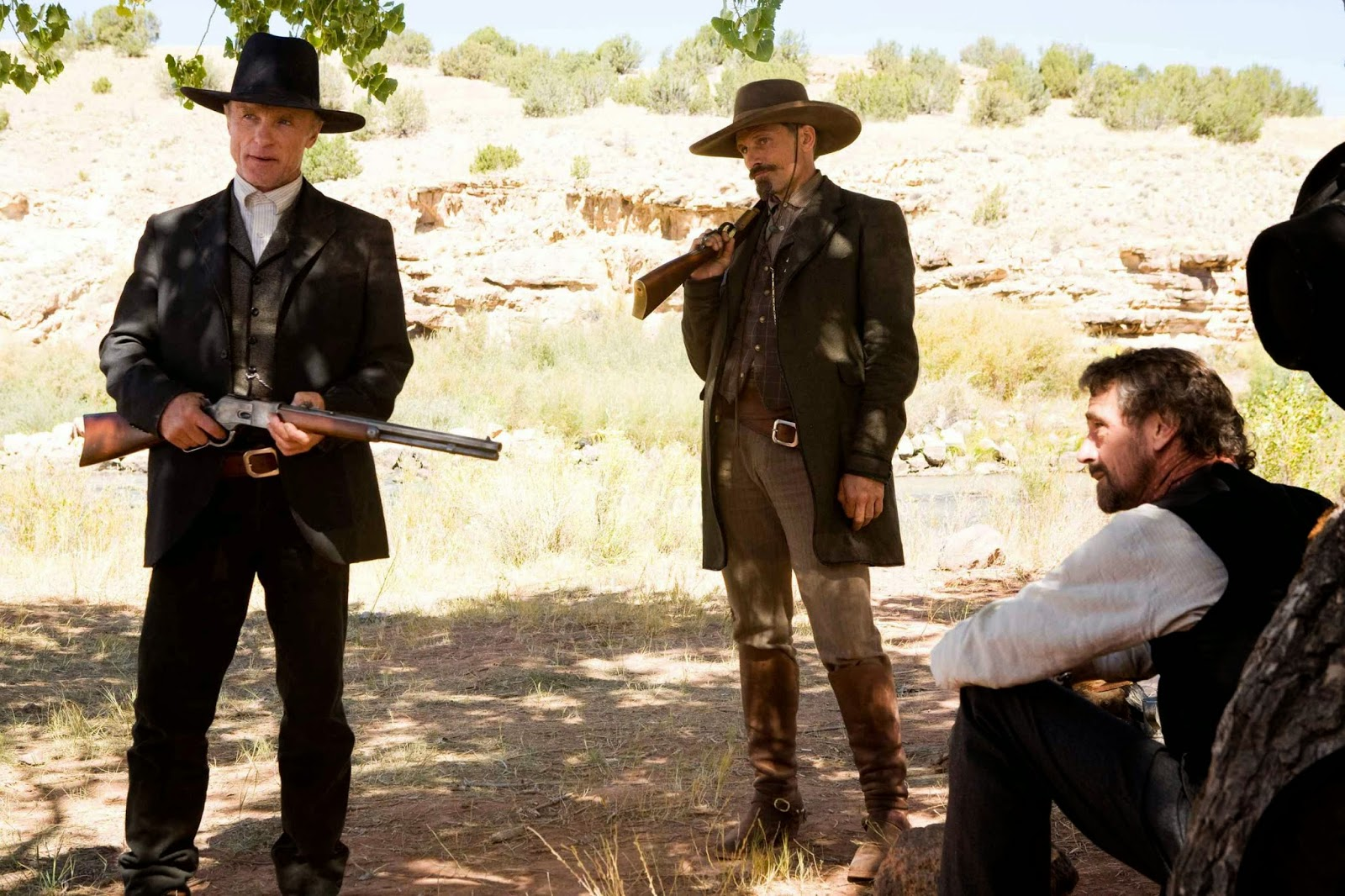 Movie Review: Appaloosa (2008) | The Ace Black Blog