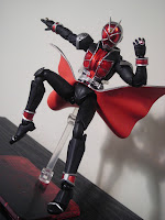 SH Figuarts Kamen Rider Wizard Flame Style 12