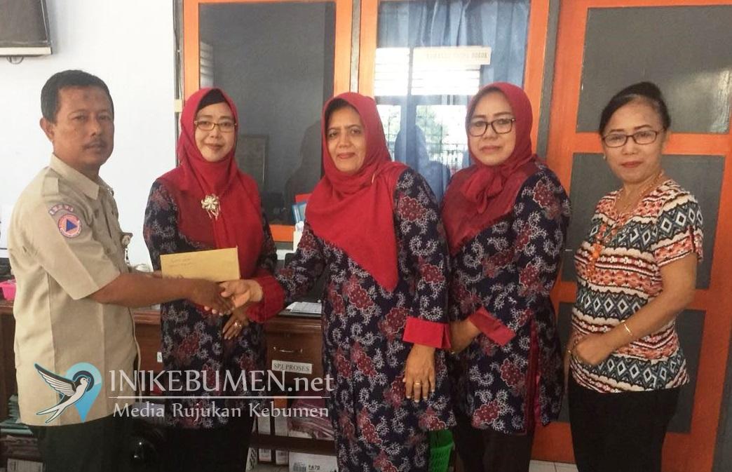 Harpi Melati Kebumen Bantu Korban Bencana Alam di Sulawesi Tengah