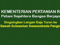 Lowongan Cpns Kementerian Pertanian Online  2016/2017