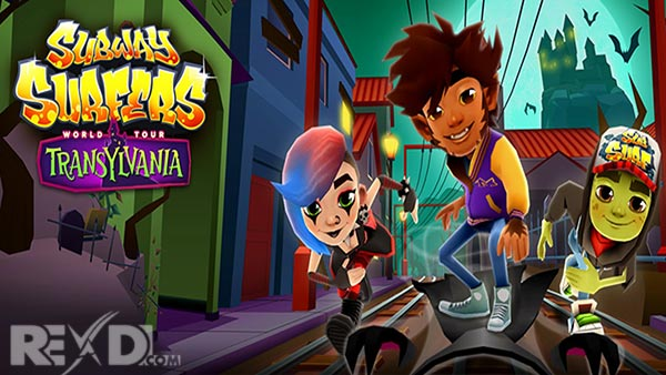 Subway Surfers 1.88.0 Apk Mod Money for Android