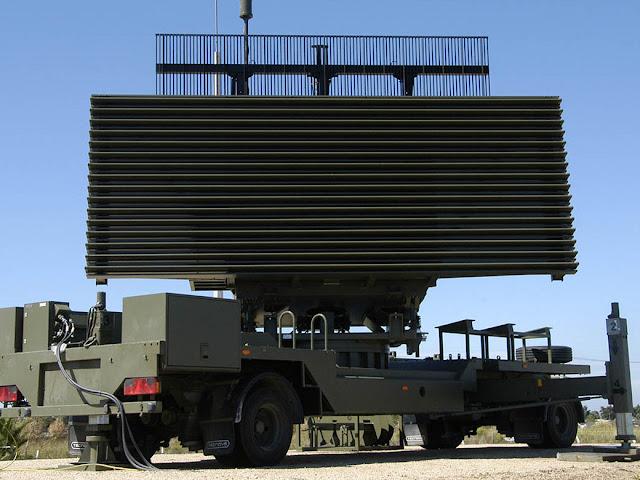 Thai Air Force Buy LANZA 3D Radar