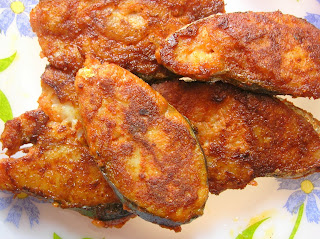 Fried Fish Recipe in English