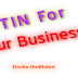 How to obtain your TIN or EIN for your Businesses and Adsense Tax Verification in Nigeria