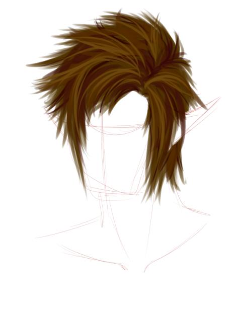 men's hairstyle picsart