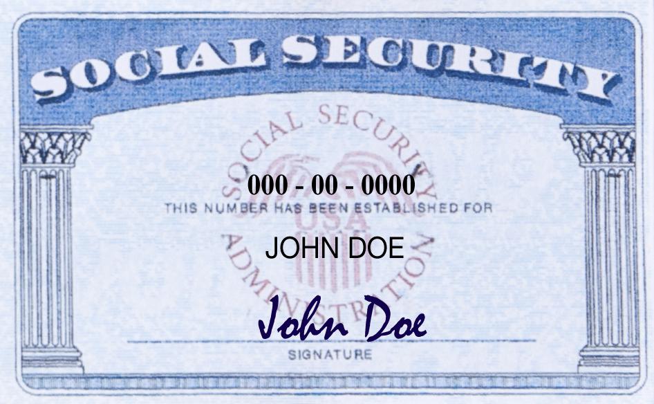 Vivere e Lavorare Negli Stati Uniti d America USA Cos il Social Security Number SSN e quando