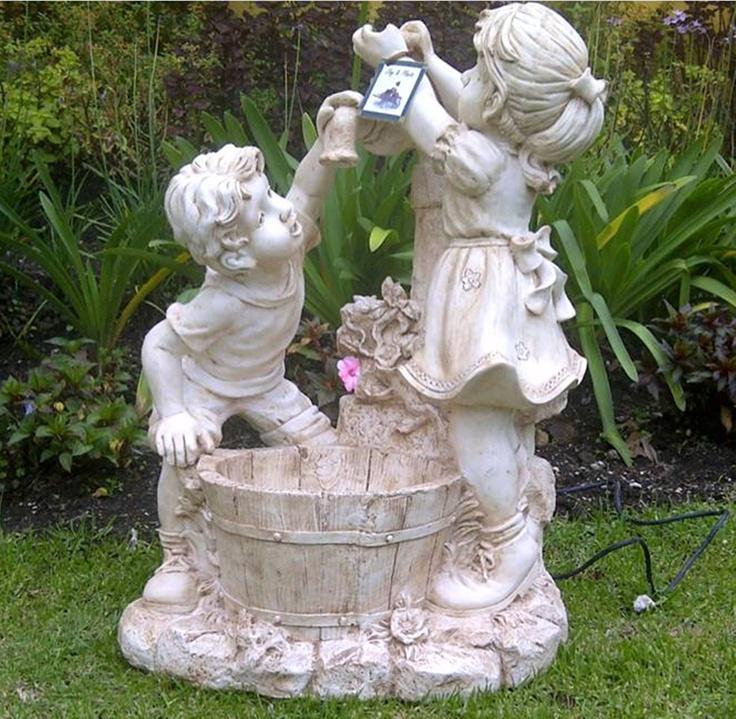 Escultores de guatemala venta y fabricasion de esculturas for Guarda cosas para jardin