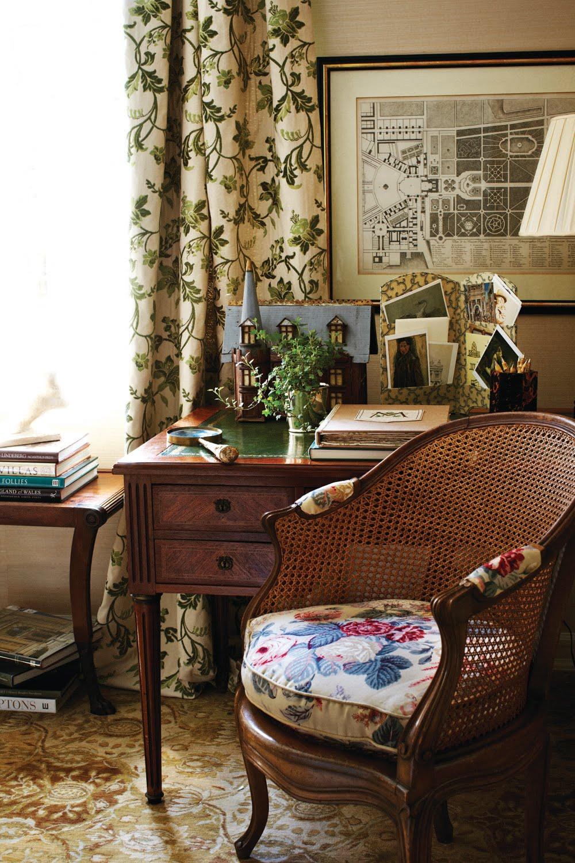 Stylebeat In Full Bloom Charlotte Moss Fabrics