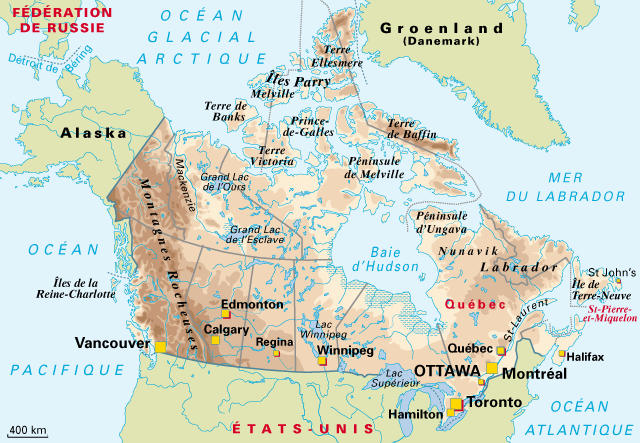 Carte Canada Les Rocheuses.Fred Around The World Canada
