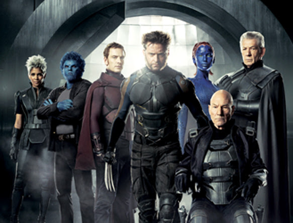 CIA☆こちら映画中央情報局です: X-Men:Days of Future Past: シリー