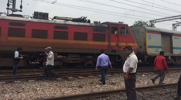 New Delhi, Train accident, Indian railways, Ranchi Rajdhani Express, Train Derailed, derailment, India news, Piyush goyal, Suresh P Prabhu