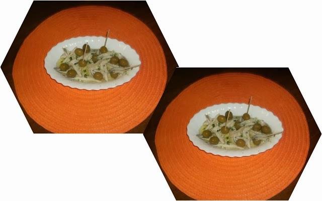 25 tapas para un buen buffet la cocina de adita - Calorias boquerones en vinagre ...