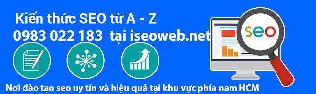Học SEO tại Bình Dương TOP Google dễ dàng