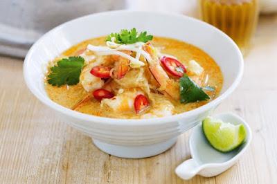 Cara Membuat Tom Yum Goong Khas Thailand Halal