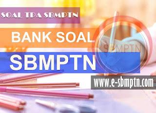 bentuk atau model soall Tes Potensi Akademik SBMPTN adik Contoh Soal SBMPTN TPA (Tes Potensi Akademik)