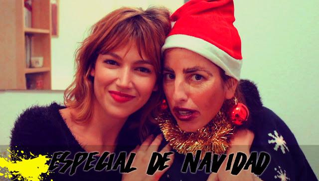 Úrsula Coberó y Celina de Molina en la webserie 'El Antivlog'
