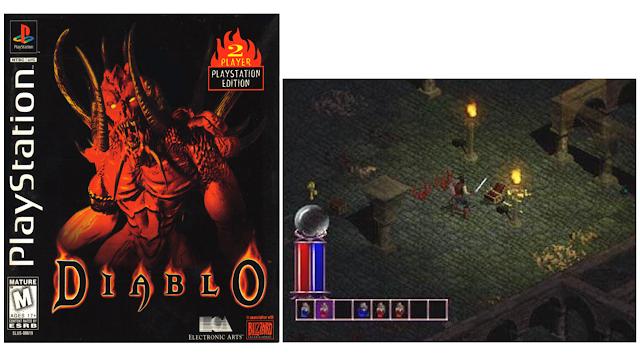 Rekomendasi Game Buatan Blizzard Yang Ada Di Konsol PS1(Playstation one)