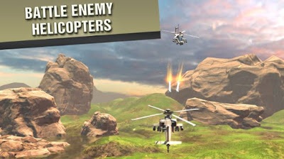 free download vr battle helicopters v1.1 mod apk