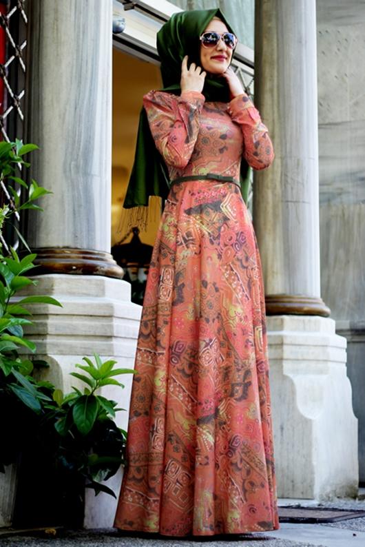 Gamze Polat 2015 Yazlık Elbise Modelleri
