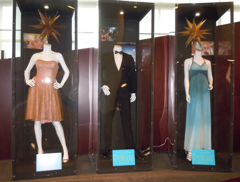 Disney Prom film costumes