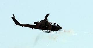 Καταρρίφθηκε τουρκικό ελικόπτερο
