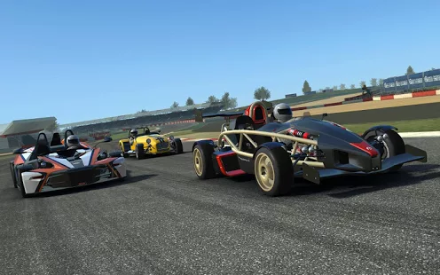 Real Racing 3 Mod Apk Data