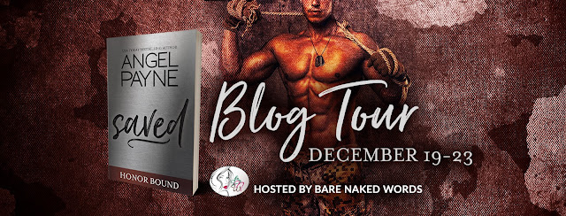 Saved by Angel Payne Blog Tour + Giveaway