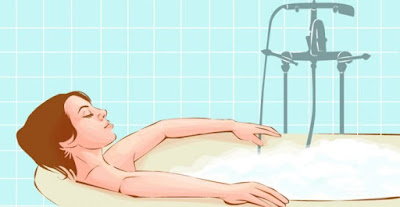 Taking A Hot Bath Would Burn As Many Calories As 30 Minutes Of Walking